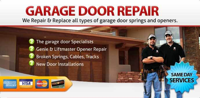 garage door repair Wilton manors FL